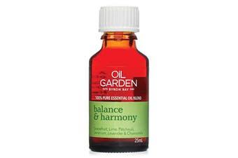 Oil Garden Essential Oil Blend Balance & Harmony 25ml