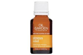 Oil Garden Essential Oil Blend Stress Relief 25ml