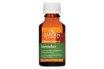 Oil Garden Essential Oil Lavender 25ml