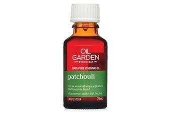 Oil Garden Essential Oil Patchouli 25ml