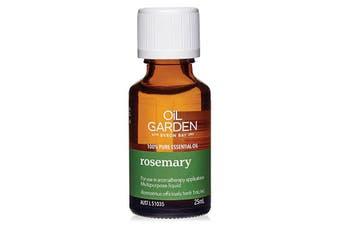 Oil Garden Essential Oil Rosemary 25ml