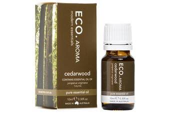Eco Modern Essentials Aroma Essential Oil Cedarwood 10ml