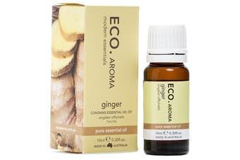 Eco Modern Essentials Aroma Essential Oil Ginger 10ml