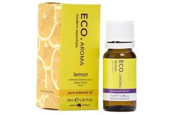 Eco Modern Essentials Aroma Essential Oil Lemon 10ml