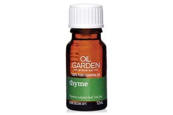 Oil Garden Essential Oil Thyme 12ml