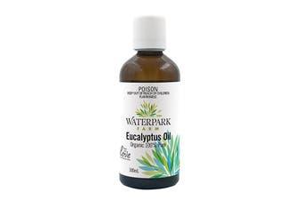 WaterPark Farm Organic 100% Pure Eucalyptus Oil 100ml