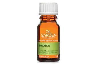 Oil Garden Essential Oil Blend Rejoice 12ml