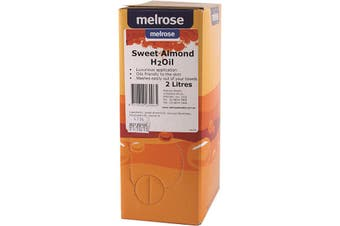Melrose H2Oil Sweet Almond 2000ml