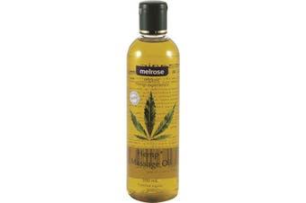 Melrose Hemp Experience Organic Hemp Massage Oil 300ml