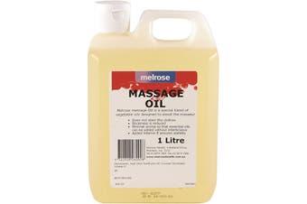 Melrose Massage Oil (unscented) 1000ml