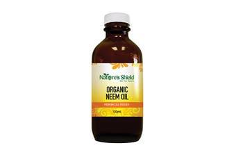 Nature's Shield Organic Neem Oil 100ml