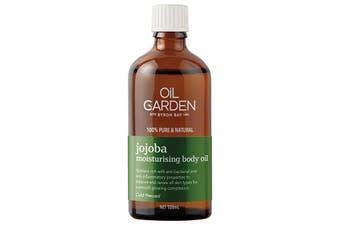Oil Garden Moisturising Body Oil Jojoba 100ml