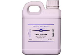 Essential Therapeutics Vegetable Oil Sweet Almond Oil (pure, cold pressed) 1000ml