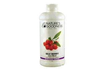 Nature's Goodness Goji Berry Juice Blend 1000ml