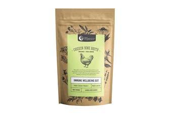 Nutra Organics Bone Broth Chicken Organic Garden Herb 100g