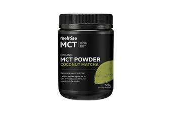 Melrose Organic MCT Powder Coconut Matcha 300g