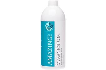 Amazing Oils Magnesium Oil Natural Relief Refill 1000ml