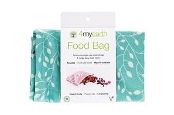 4myearth Food Bag Leaf - 25x20cm 1