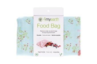 4myearth Food Bag Love Birds - 25x20cm 1