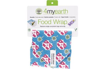 4myearth Food Wrap Combie - 30x30cm 1