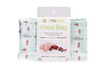4myearth Food Bag Llamas - 25x20cm 1