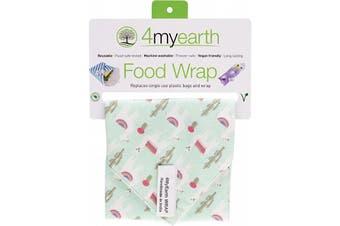 4myearth Food Wrap Llamas - 30x30cm 1