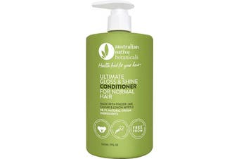 Australian Native Botanicals Conditioner Ultimate Gloss & Shine - Normal Hair 500ml