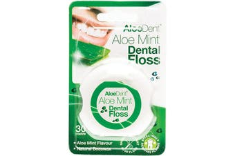 Aloe Dent Dental Floss Aloe & Mint 30m