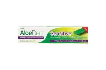 Aloe Dent Toothpaste - Fluoride Free Sensitive 100ml