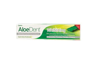 Aloe Dent Toothpaste - Fluoride Free Whitening 100ml