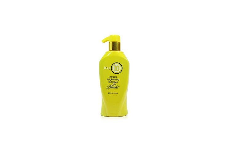 It's A 10 Miracle Brightening Shampoo (For Blondes) 295.7ml