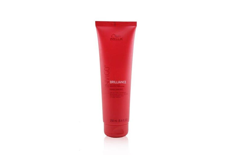 Wella Invigo Brilliance Vibrant Color Conditioner - # Normal 250ml