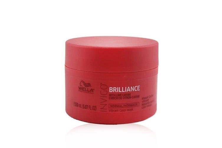 Wella Invigo Brilliance Vibrant Color Mask - # Normal 150ml