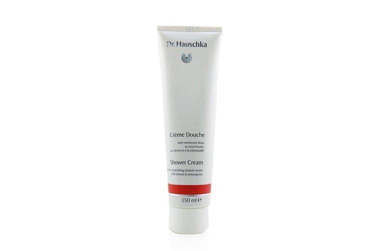 Dr. Hauschka Shower Cream with Lemon & Lemongrass 150ml