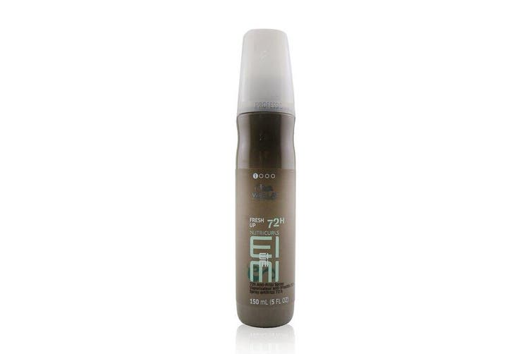 Wella EIMI NutriCurls Fresh Up 72H Anti-Frizz Spray (Hold Level 1) 150ml