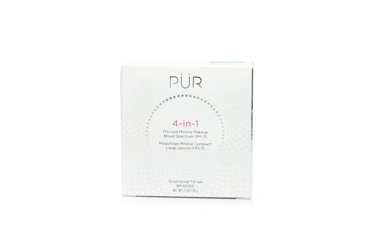 PUR (PurMinerals) 4 in 1 Pressed Mineral Makeup Broad Spectrum SPF 15 - # LN2 Fair Ivory 8g