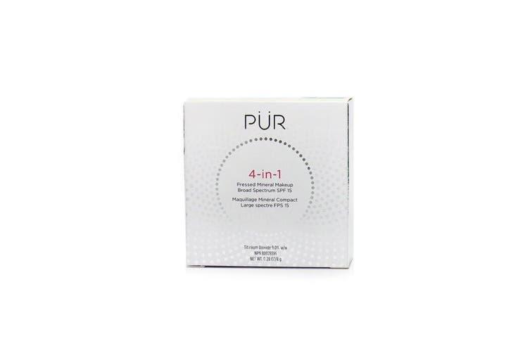 PUR (PurMinerals) 4 in 1 Pressed Mineral Makeup Broad Spectrum SPF 15 - # LG6 Vanilla 8g