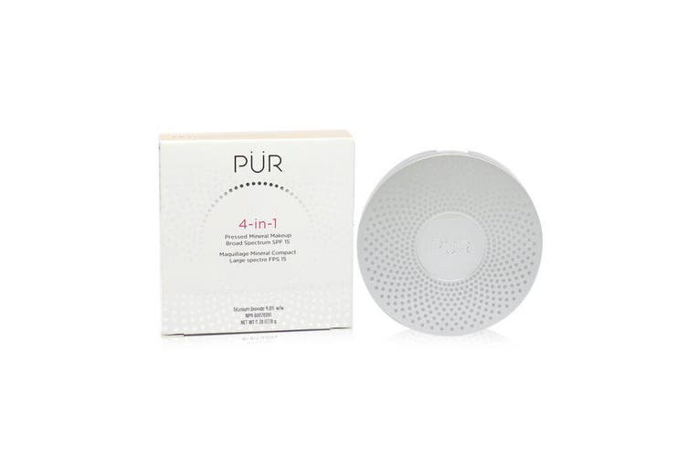 PUR (PurMinerals) 4 in 1 Pressed Mineral Makeup Broad Spectrum SPF 15 - # MG3 Bisque 8g