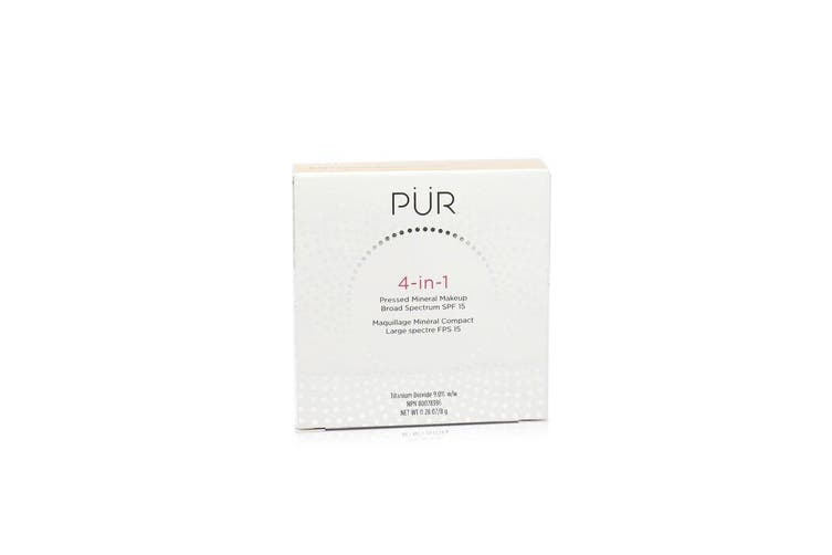 PUR (PurMinerals) 4 in 1 Pressed Mineral Makeup Broad Spectrum SPF 15 - # MG5 Beige 8g