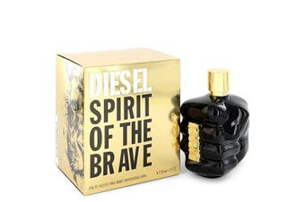 Diesel Only The Brave Spirit Eau De Toilette Spray 125ml