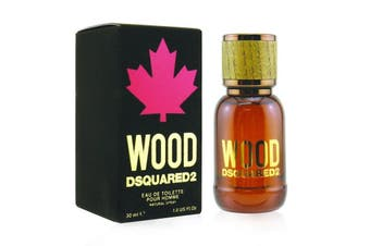 Dsquared2 Wood Pour Homme Eau De Toilette Spray 30ml