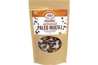 2die4 Live Foods Organic Activated Paleo Muesli 300g
