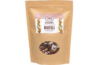 2die4 Live Foods Organic Activated Muesli 1kg