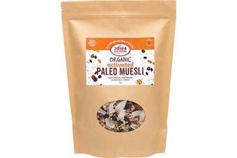 2die4 Live Foods Organic Activated Paleo Muesli 1kg