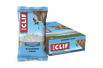 Clif Energy Bar Blueberry Crisp 12 x 68g