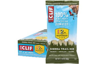 Clif Energy Bar Sierra Trail Mix 12x68g