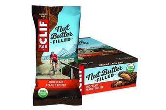 Clif Nut Butter Bar Chocolate Peanut Butter 12x50g
