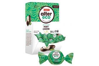 Alter Eco Chocolate (Organic) Dark Mint Creme Truffles - Display 60x12g