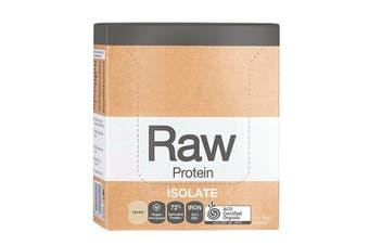 Amazonia Raw Protein Isolate Vanilla Sachet 30g x 12 Pack