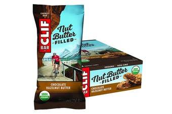 Clif Nut Butter Bar Chocolate Hazelnut Butter 12x50g
